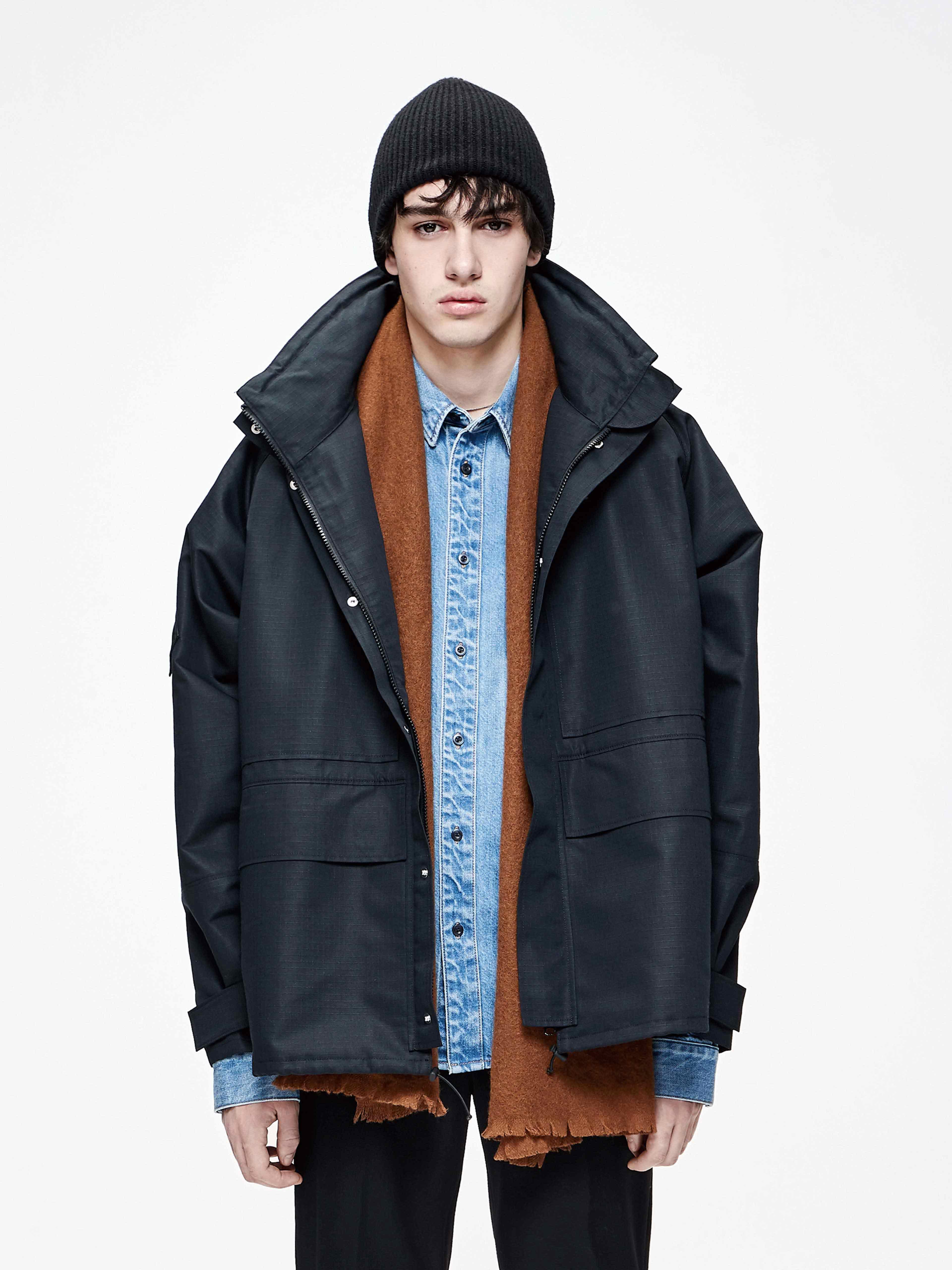 功能性夹克外套