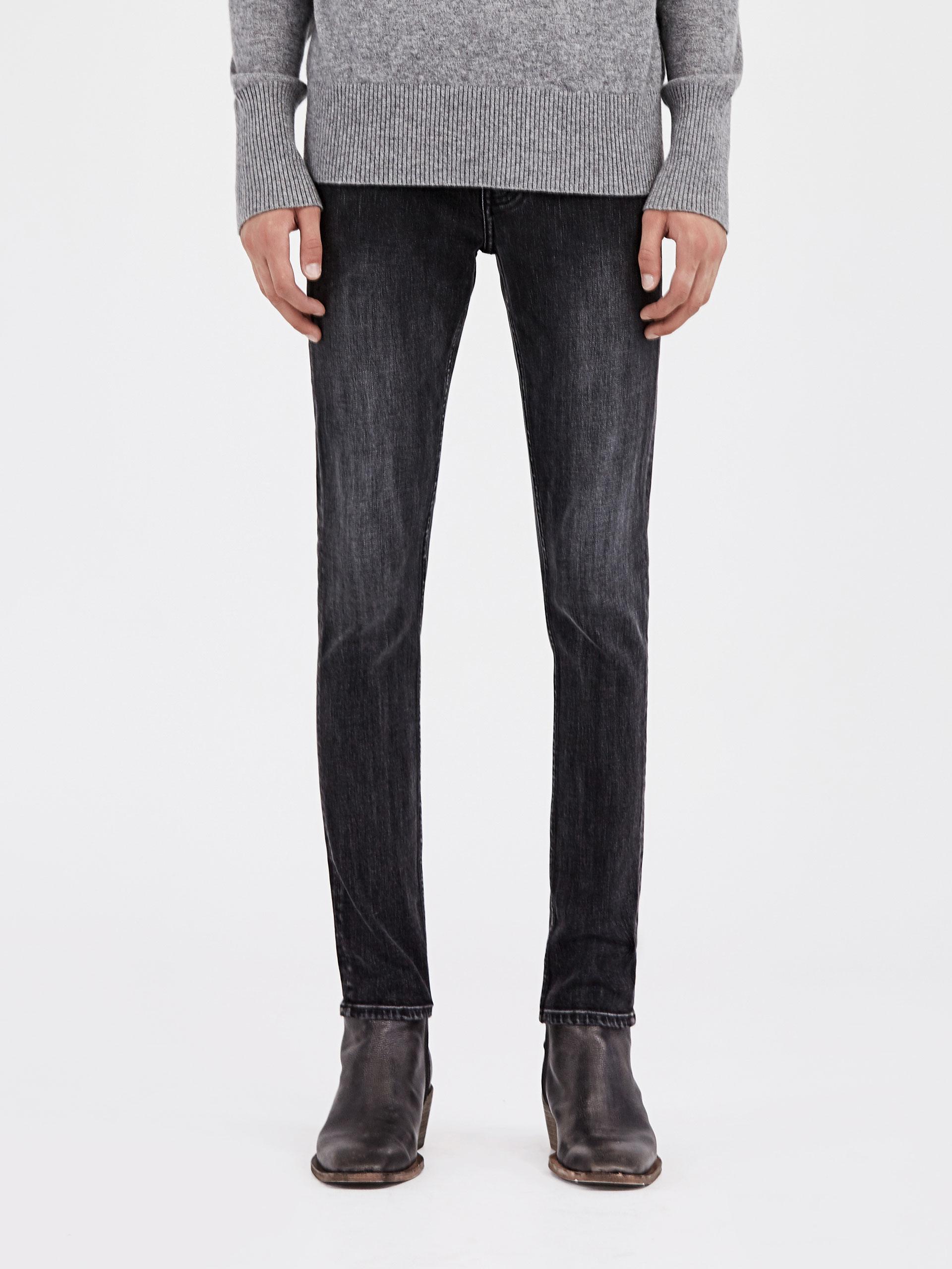 男装紧身牛仔裤