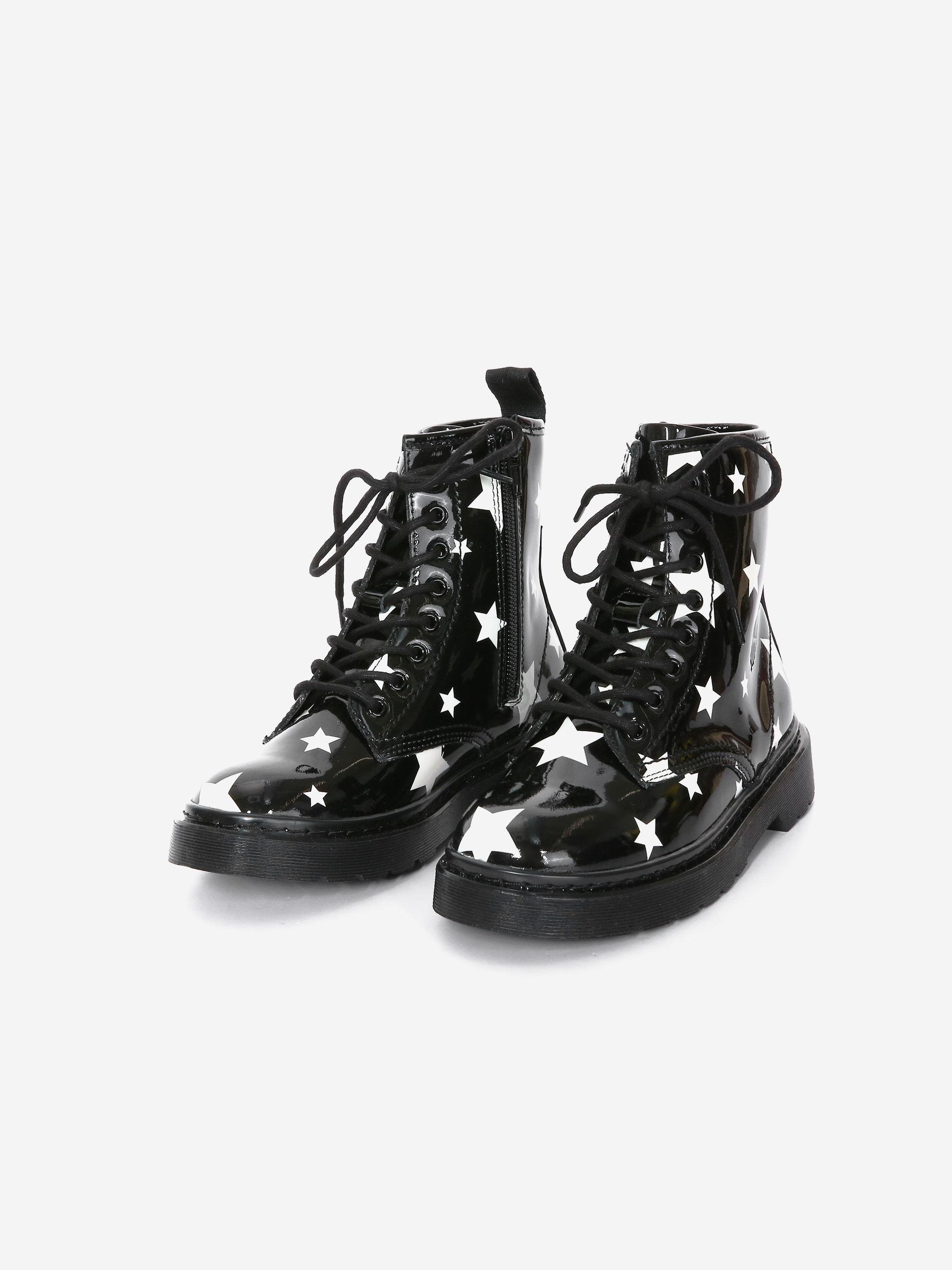 儿童马丁靴